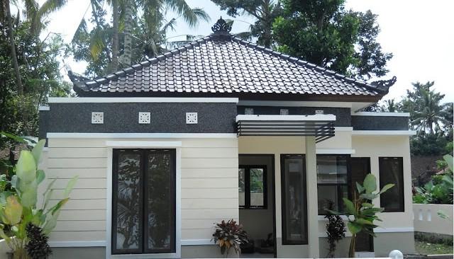 Desain Rumah Minimalis Gaya Bali