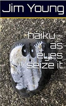 haiku - as eyes seize it