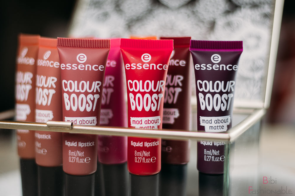 essence coulor boost mad about matte liquid lipsticks nah
