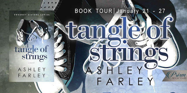 Tangle of Strings by Ashley Farley – Grand Finale Blitz + Giveaway