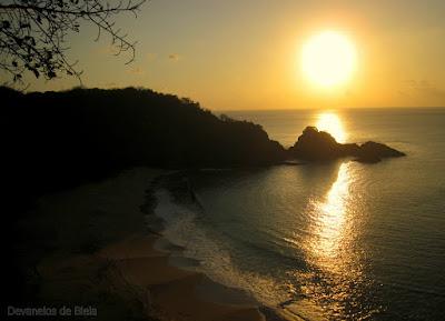 Fernando de Noronha - Praia do Sueste