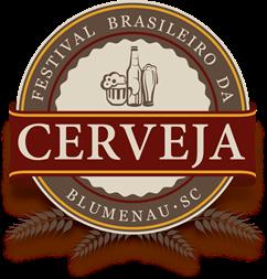 Logo do festival brasileiro da cerveja - indicação sobre o mercado