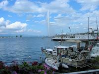 Lago Lemán, Ginebra, Suiza, Lake Leman, Geneva, Switzerland, lac Léman, Genève, Suisse, vuelta al mundo, round the world, La vuelta al mundo de Asun y Ricardo