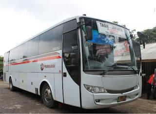 Harga Tiket dan Jadwal Bus Primajasa Terbaru Mei 2018
