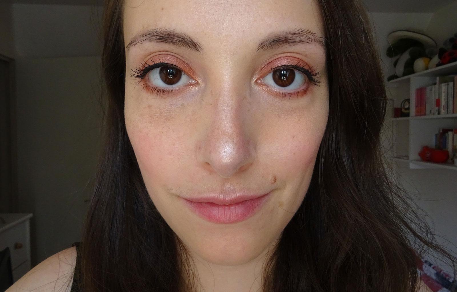 Desert Dusk Huda Beauty maquillage