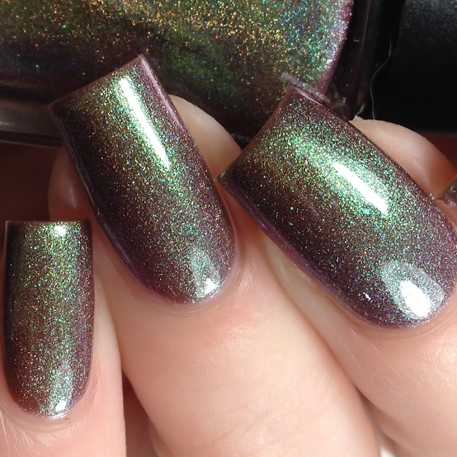 Sayuri Nail Lacquer-Revive The Eternal Light