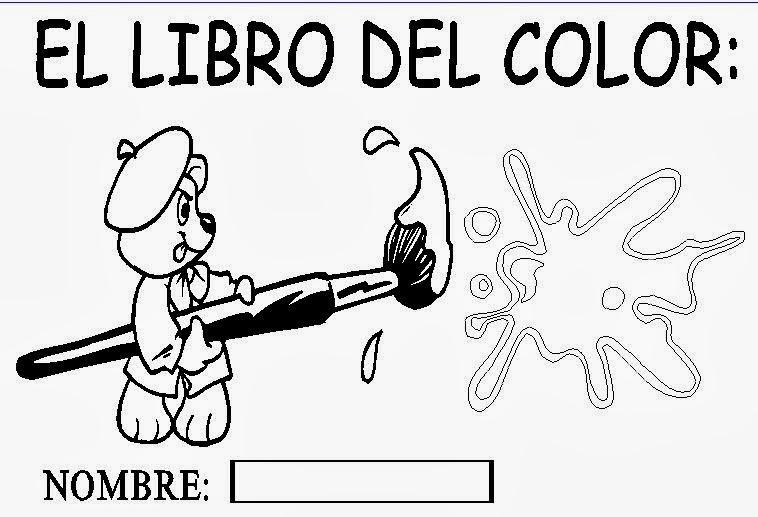 Hermosa Hojas De Trabajo De Color De Kindergarten Colección de ...