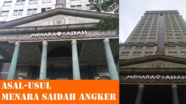 Menara Saidah Angker Jakarta
