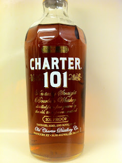 Charter 101 Straight Kentucky Bourbon