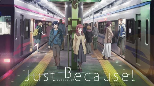 Anime Romance Slice of Life Terbaik - Just Because