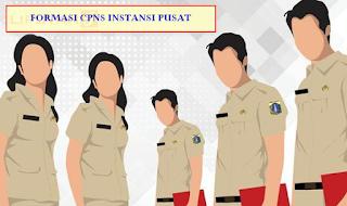 Instansi Pusat yang Membuka Lowongan CPNS 2019