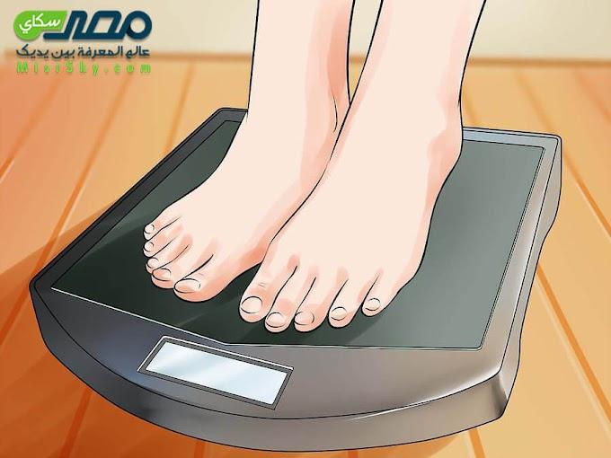 هل يمكن انقاص وزن الجسم باختصار وجبات الطعام المتناولة ؟