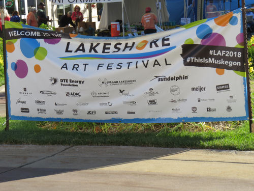 Lakeshore Art Fair Muskegon