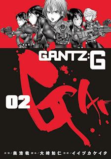[奥浩哉×イイヅカケイタ] GANTZ:G 第02巻