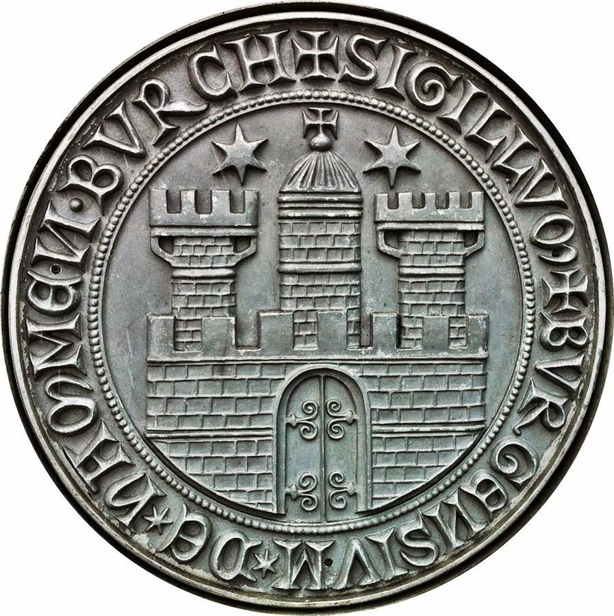 Wappen Hamburg, Stadtsiegel Hamburg