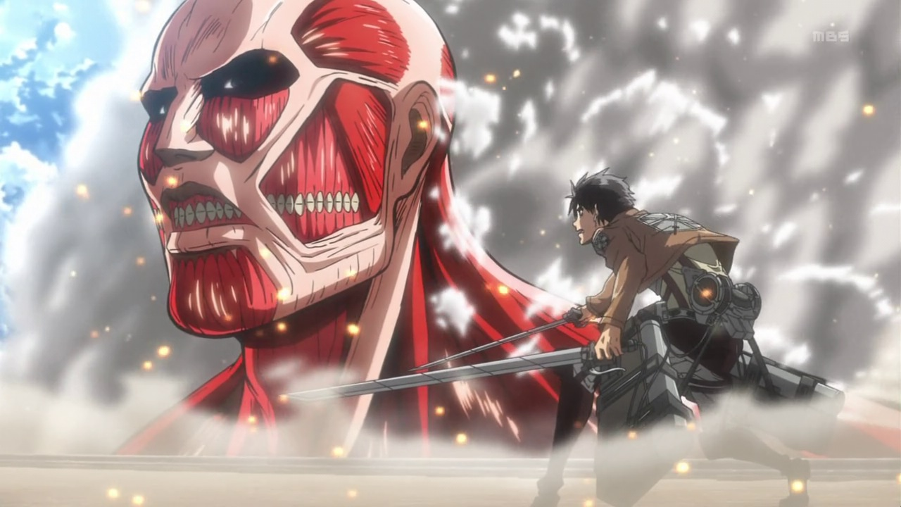 Shingeki+no+Kyojin+ +05 1 - Shingeki no Kyojin | Attack on Titan (Temporadas 1,2 y 3 + Ovas) [720p] [Sub-Español] [Mega + Ver Online]