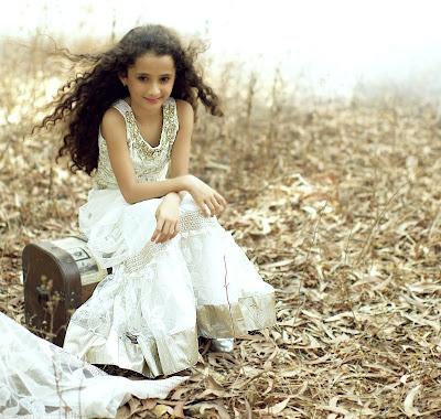 Vestidos de niña tejidos comodos