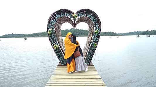 Danau Laet tayan