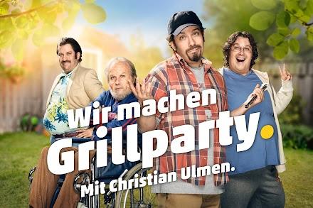 WIR MACHEN GRILLPARTY WEBISODE 3 | PENNY X CHRISTIAN ULMEN IN ' OPA KRIEGT DEN FENSTERPLATZ '