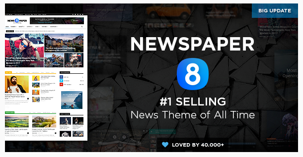 FREE] How to Download & Activate Newspaper 8 Premium WP Theme For ...