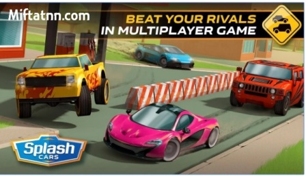 Game Racing Android Online Ringan Splash Cars Mod Apk