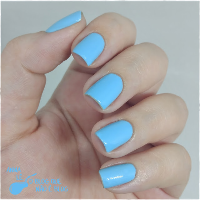 Blue Lotus Mary Kay Esmalte Nailpolish Manicure Unhas Nails