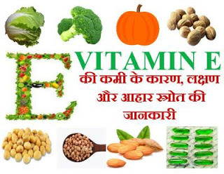 Side effect of vitamin E