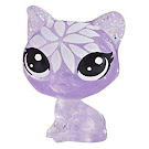 Littlest Pet Shop Series 4 Petal Party Tubes Kitten Cat (#4-109) Pet