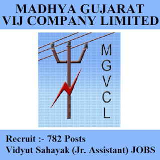 MGVCL Admit Card Download