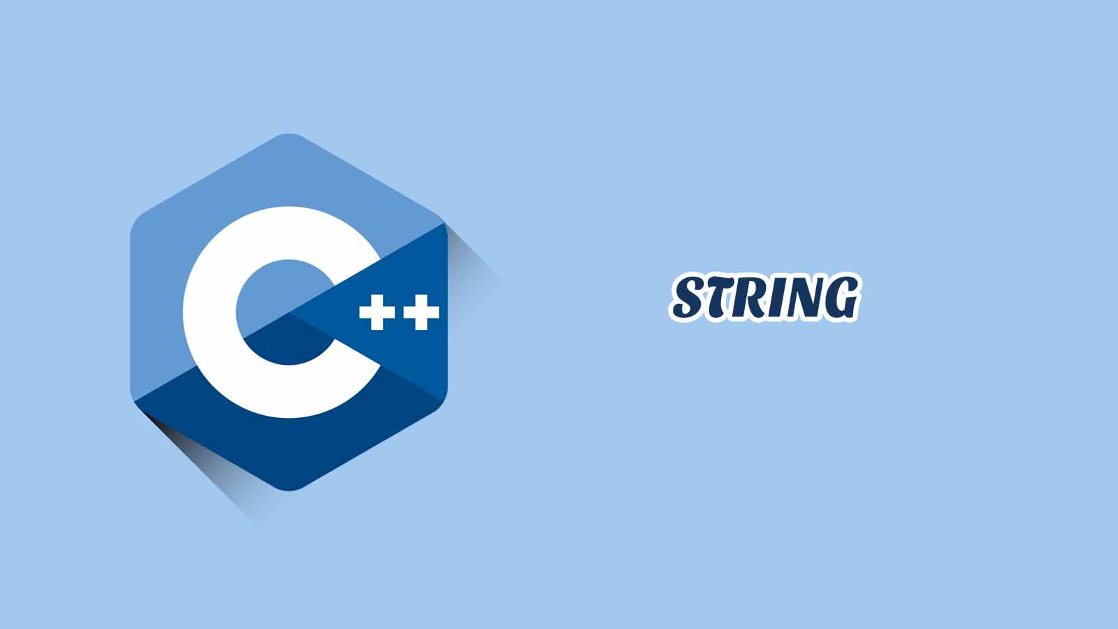 String C++ Disertai Contoh, Tugas & Jawaban