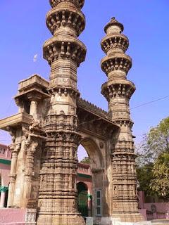 Shaking Minar In Ahmedabad
