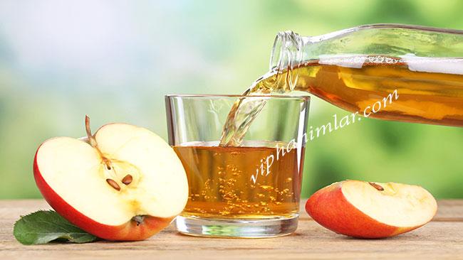 Elma Suyunun Faydaları - www.viphanimlar.com