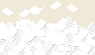 bahan cetak brosur