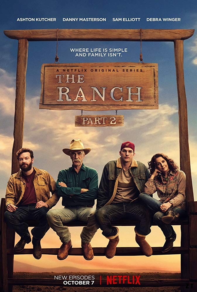 The Ranch – Saison 4 [Complete] [Streaming] [Telecharger]