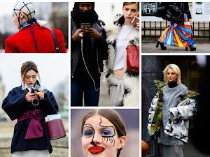 Fashion Week : Street Style Haute Couture printemps/été 2017