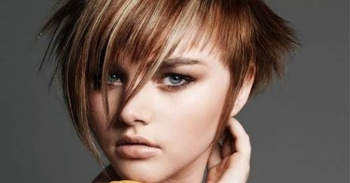 Best Short Punk Hairstyles For Girls 2012