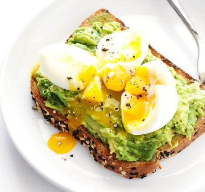 HOW TO MAKE DELICIOUS RIPE EGGS