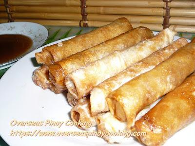 Ngo Yong, Cebu's Fried Lumpiang Ubod