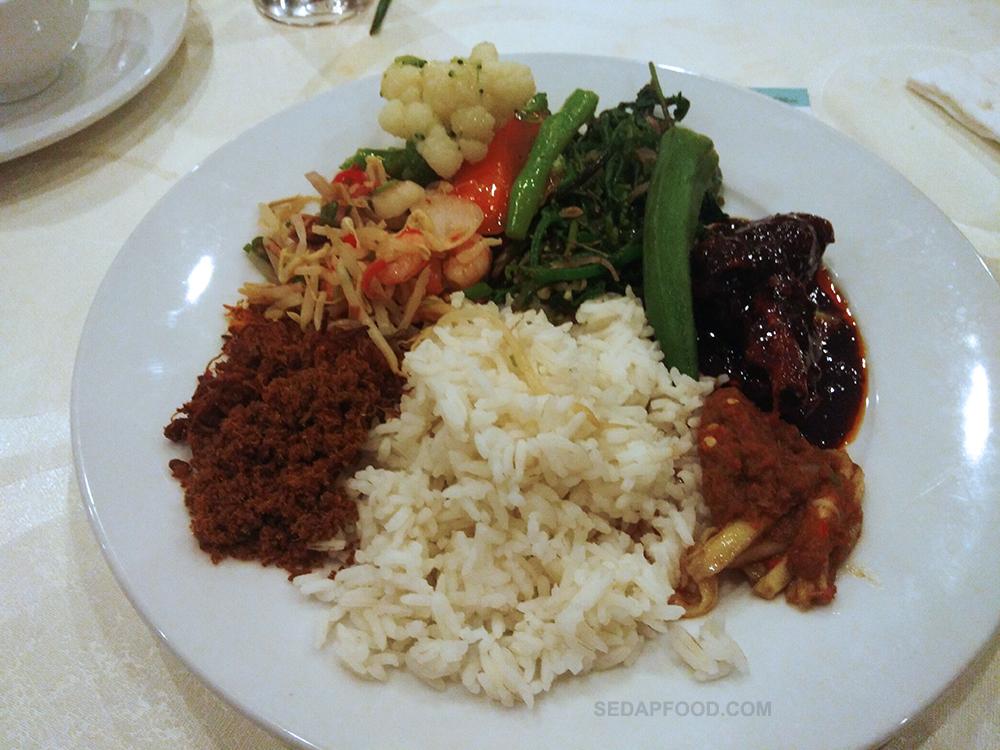 Lauk Kampung Buffet Ramadhan 2018 Di Hotel RHR Uniten Bangi