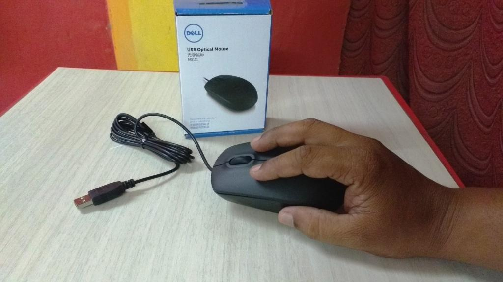 Dell USB Optical Mouse