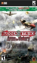 Sudden Strike 3 Box Art - Sudden Strike 3-Razor1911
