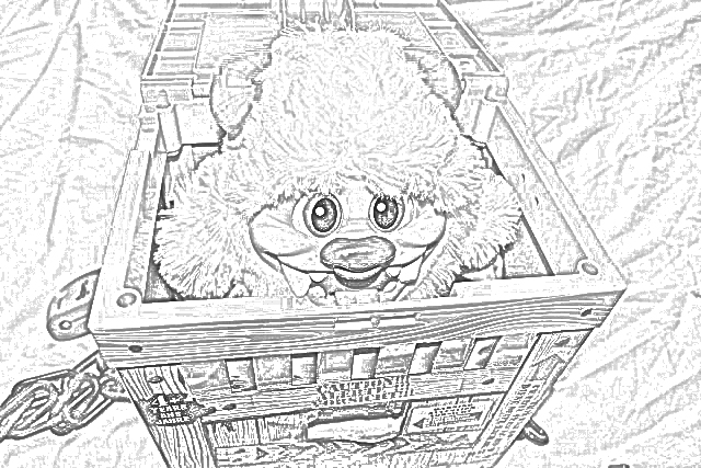 the holiday site  crate creatures coloring pages free and