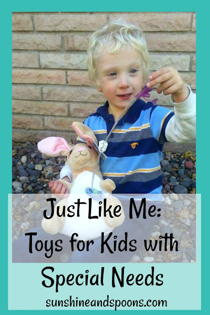 Just Like Me: Toys for Kids with Special Needs