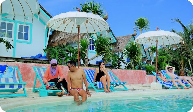 Le+Pirate+Beach+Club+Nusa+Ceningan+Bali