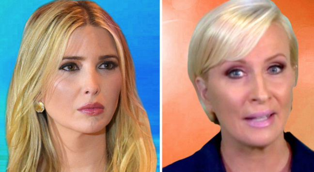MSNBC's Mika Brzezinski Causes Public Controversy for Her Personal Attacks on Ivanka Trump