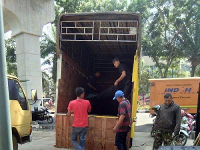 Sewa Truk Surabaya Palembang Murah
