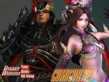 Dynasty Warrior - Tam Quốc Vô Song