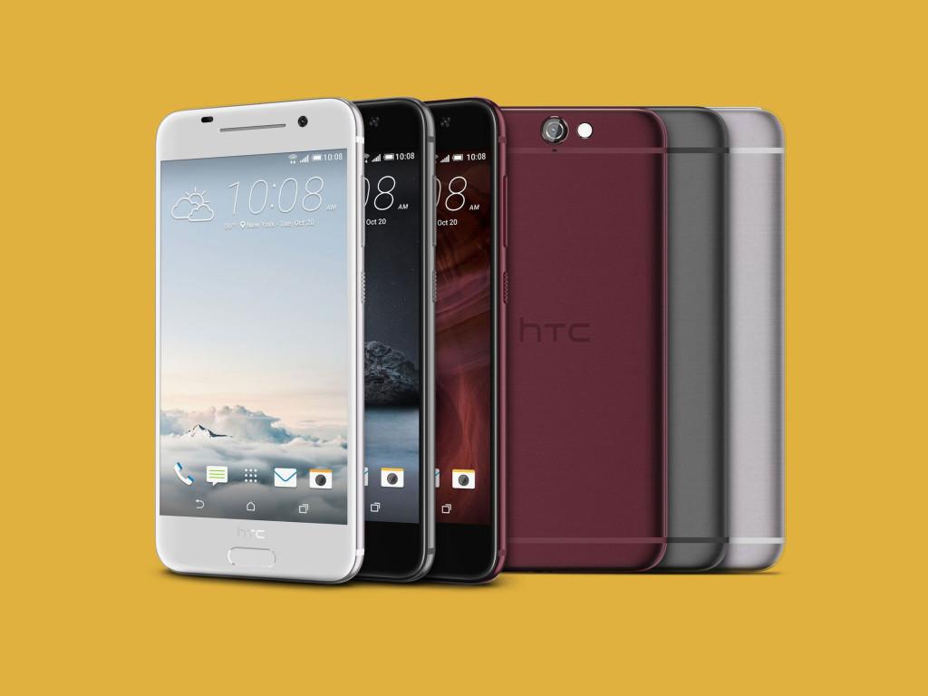 HTC新機A9成功吸睛?因為它長得就像台iPhone!