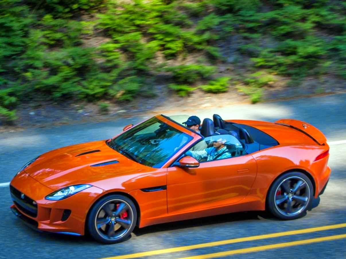 Super Exotic Sports Cars: The Jaguar Sports Car