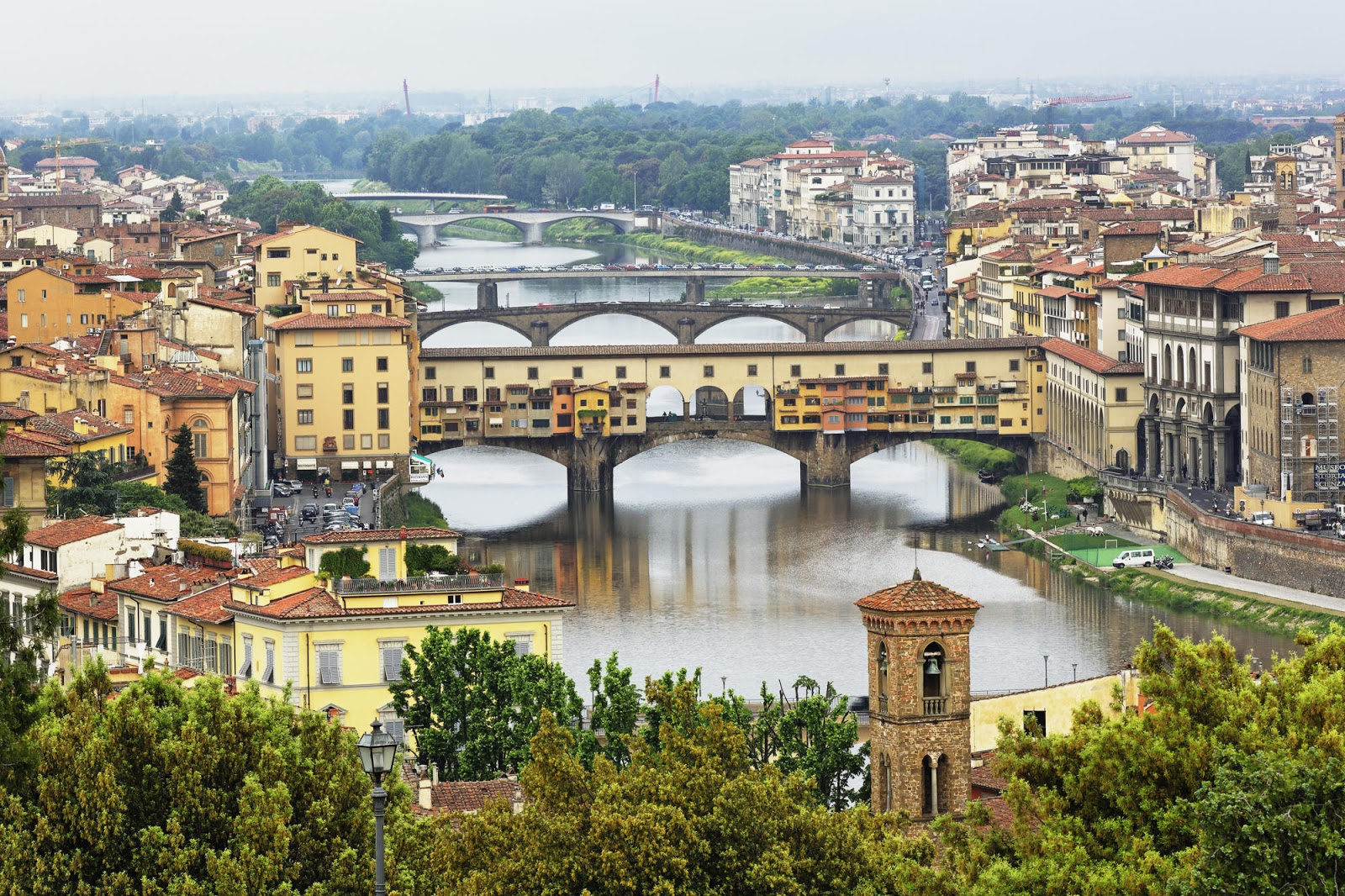 Florence Tuscany: Capital & Most Popular City Of Italy